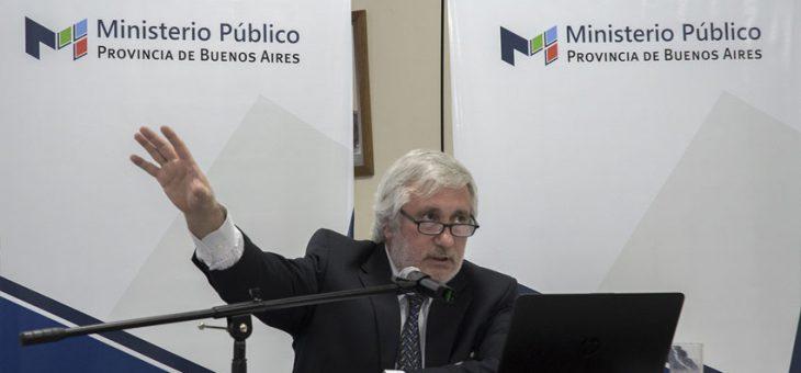 Ministerio Público de La Provincia de Buenos Aires. (Procuración General)