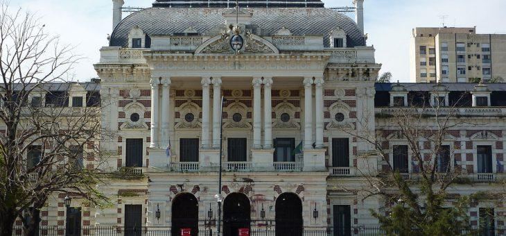 Secretaría General del Poder Judicial de La Provincia de Buenos Aires.